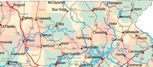 Map Of Georgia Fire.North Georgia Fire Map Autobedrijfmaatje